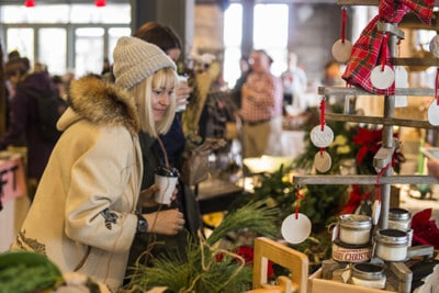Come Out Of Hibernation: Evergreen Brick Works Winter Village