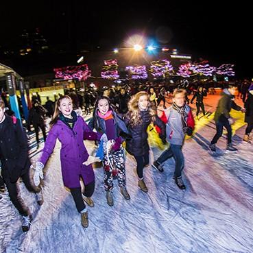 Toronto's Block Party On Ice - DJ Lineup Announced