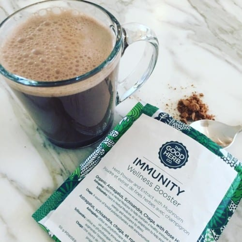 Foodie Pages Holiday Pop Up: The Good Herb Company