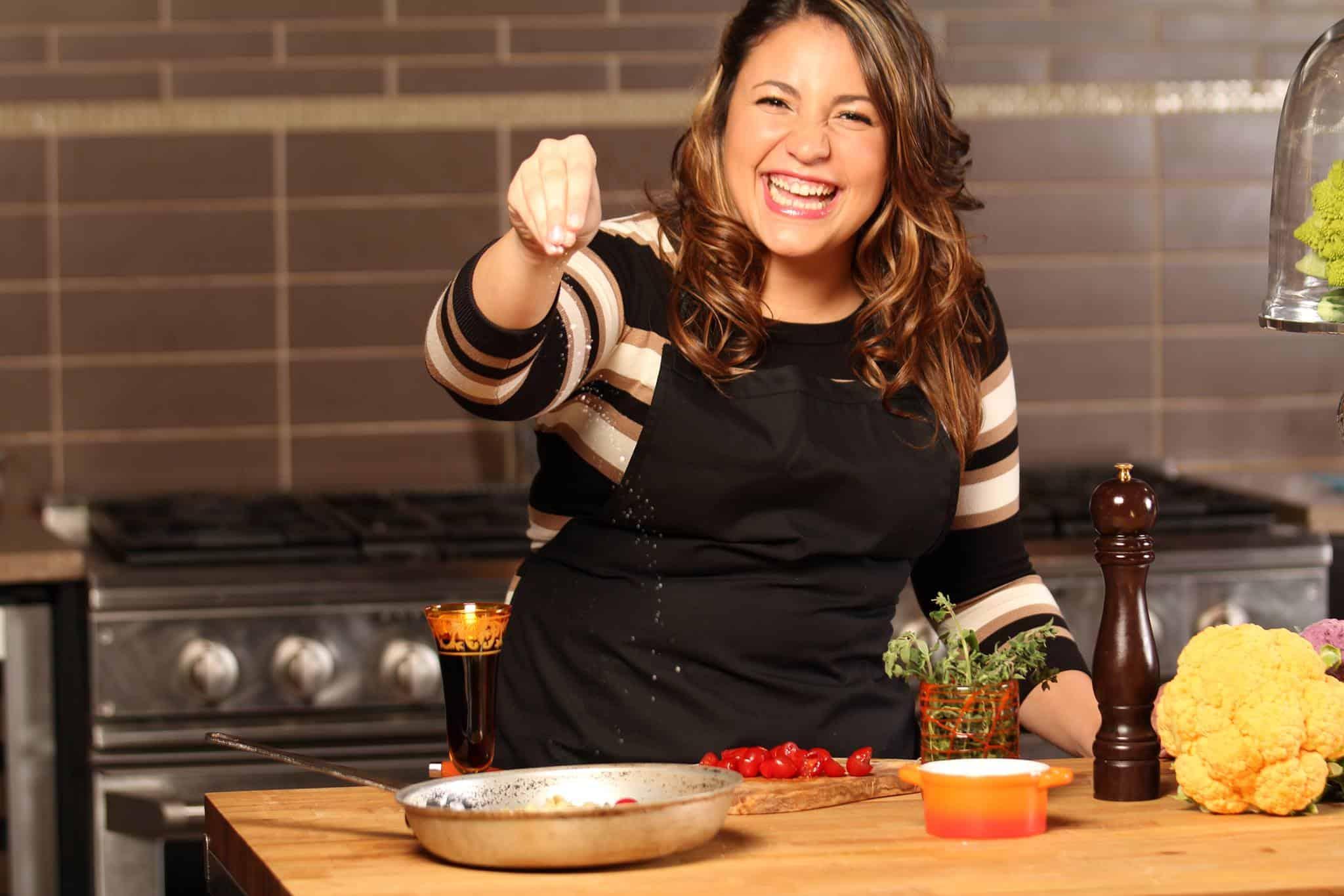Her Career: Celebrity Chef Vanessa Gianfrancesco