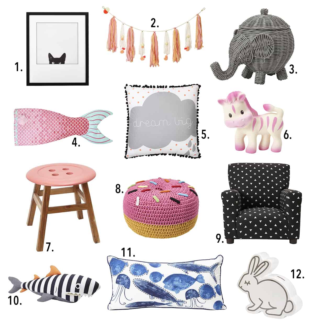 12 fun and stylish ways to decorate your kids room lifestyle - Cool ways to decorate your room ...