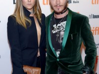 TIFF Soiree, Charlotte Fisher and Adam Moryto, credit WireImage Getty for TIFF