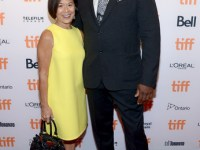 TIFF Soiree, Donette Chin-Loy Chang and Wayne Purboo, Credit WireImage Getty for TIFF