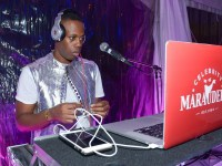 TIFF Soiree, Rapper Kardinal Offishall, credit WireImage Getty for TIFF