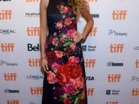 TIFF Soiree, actress Helene Joy, credit WireImage Getty for TIFF