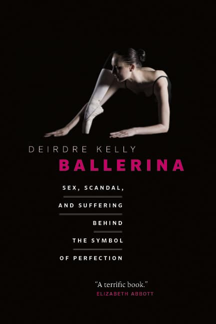Ballerina by Deirdre Kelly Book Cover