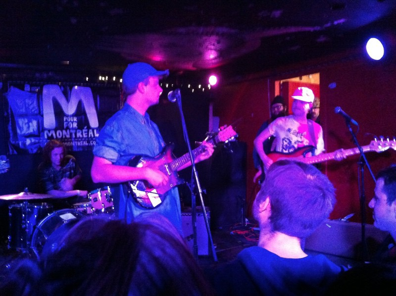 Mac Demarco at Sneaky Dee's for Toronto's CMW