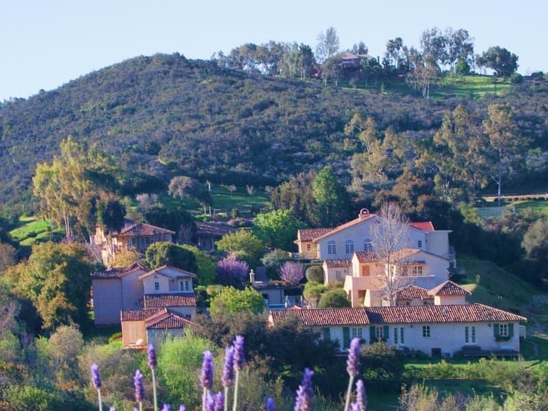 Beautiful Landscape at Cal a Vie