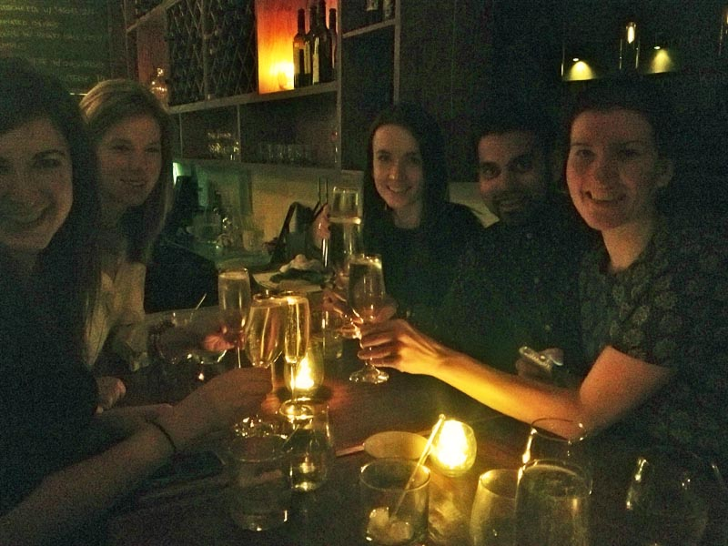 Mavrik Wine Bar
