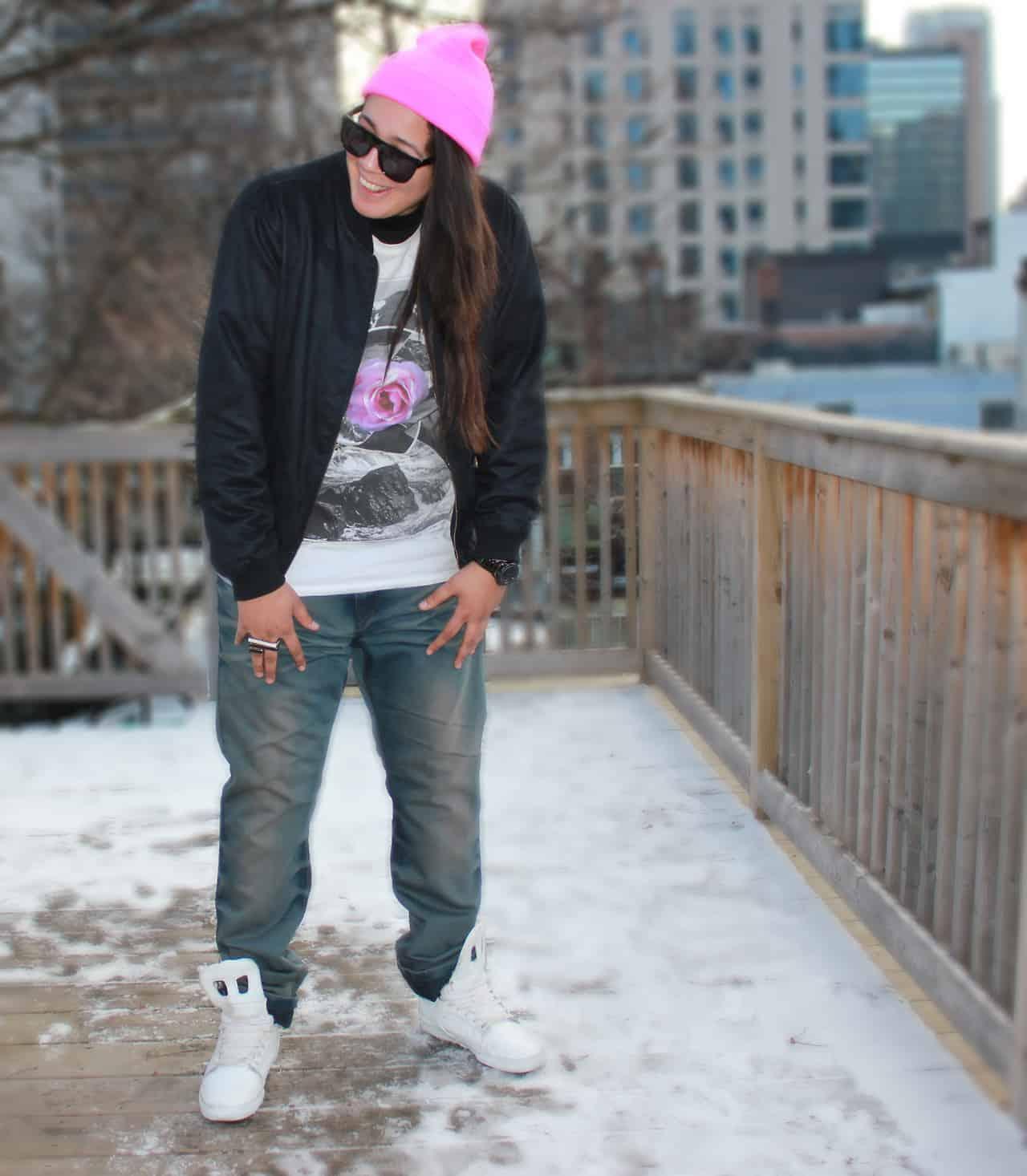 Amazing Street Style On Toronto Based Lesbian Looks