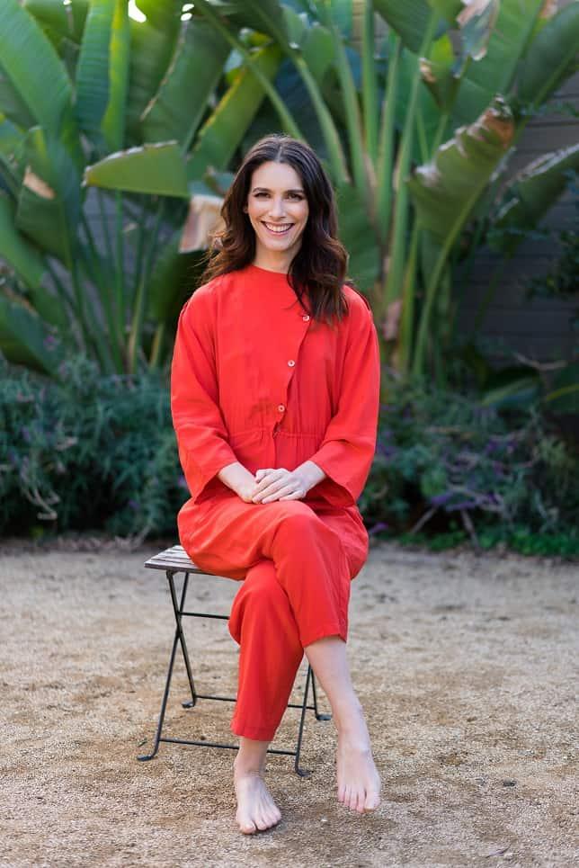 Liane Balaban actress