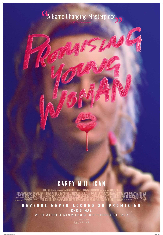 """Резултат с изображение за """"promising young woman poster"""""""